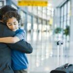 Me voy a vivir al Extranjero, ¿qué hago con la custodia de mi hijo?